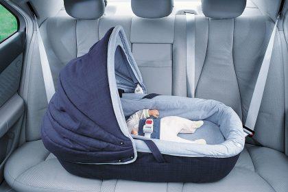 правила перевозки детей в автомобиле