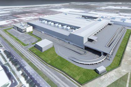 новый автомобильный завод