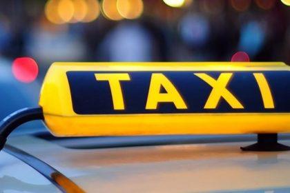 использование такси