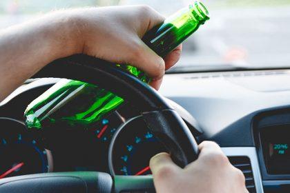 лишение водительского удостоверения за пьянку