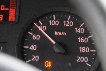 превышение скорости на 20 км
