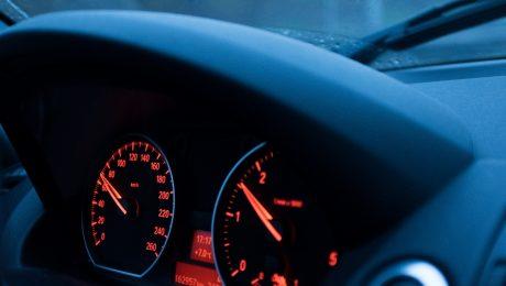 превышение скорости на 1 км