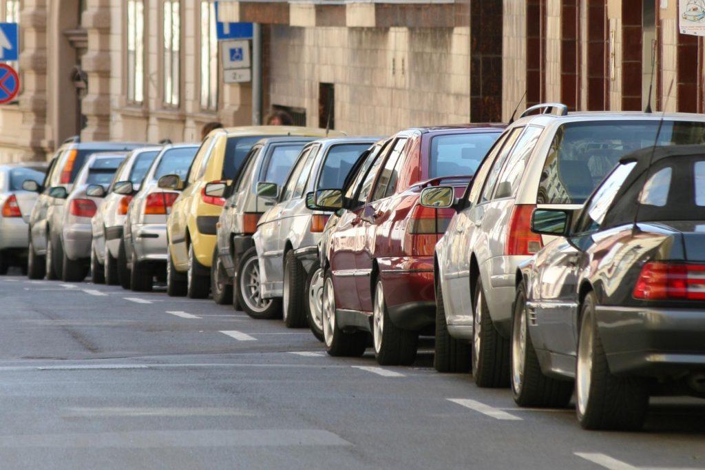 правила парковки автомобиля
