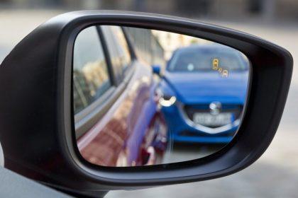 слепые зоны автомобиля
