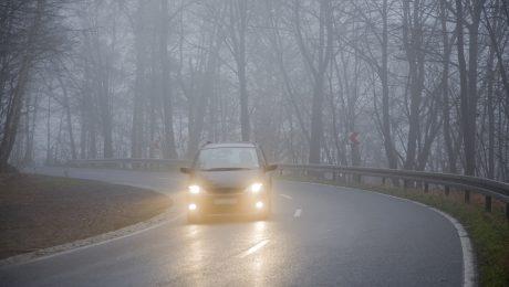 езда в тумане
