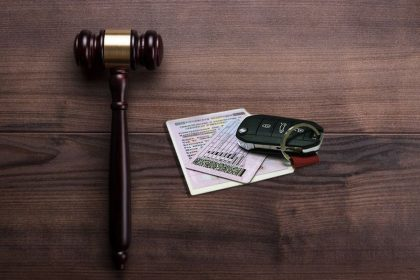 лишение водительских прав