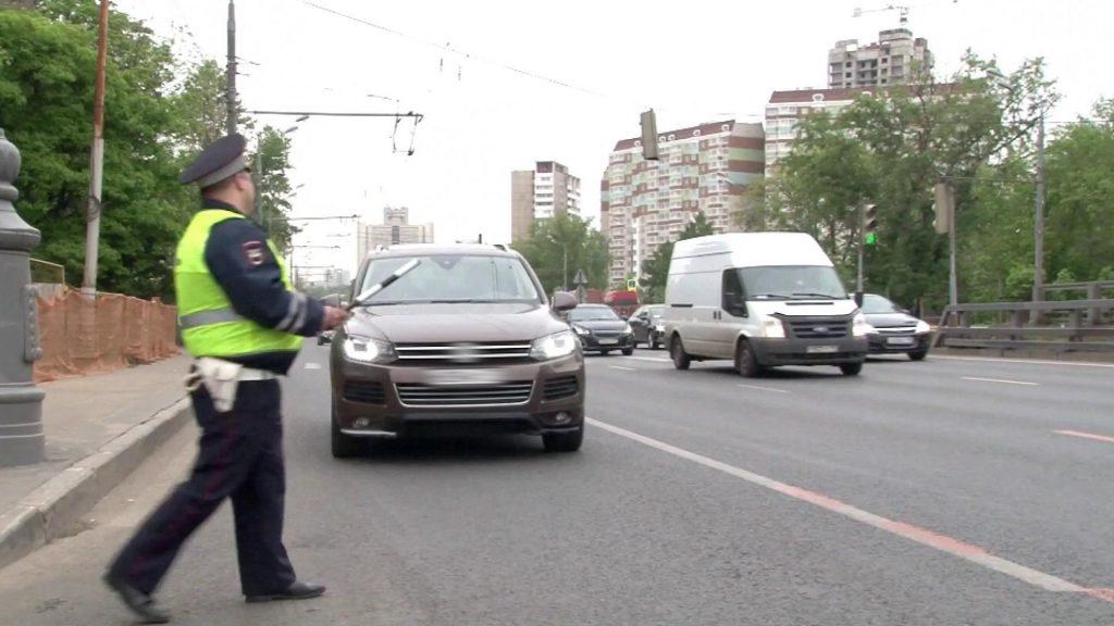 штраф за автобусную полосу