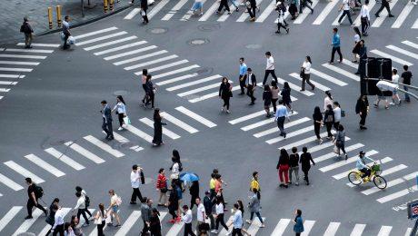 правила движения пешеходов